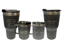 Tumbler 20oz and 12oz Cups